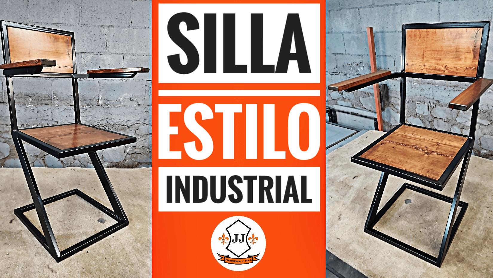 Tutorial silla estilo industrial con productos PROLAMSA