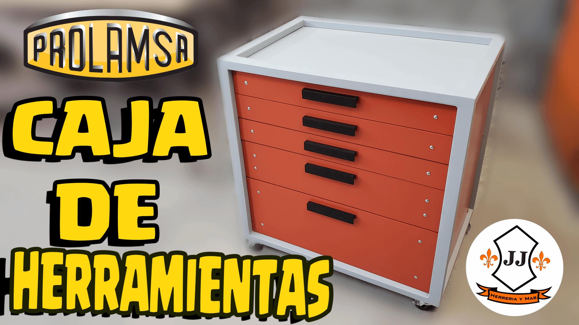 Tutorial para armar una caja de herramientas con productos prolamsa